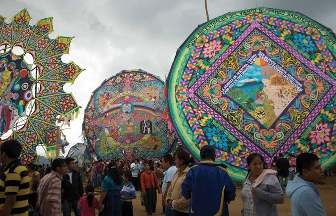 celebraciones del dia de todos los santos en guatemala