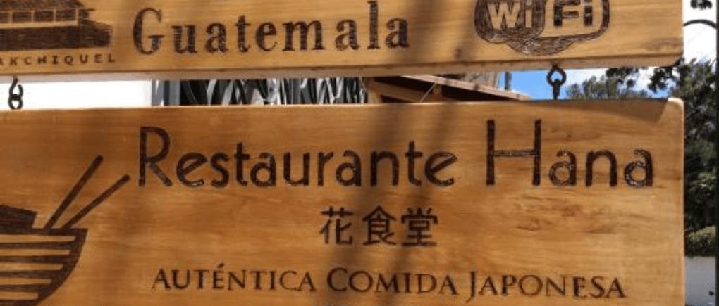 Restaurante Hana