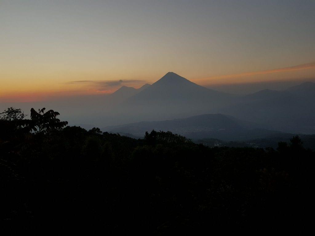 Volcán Pacaya, Antigua