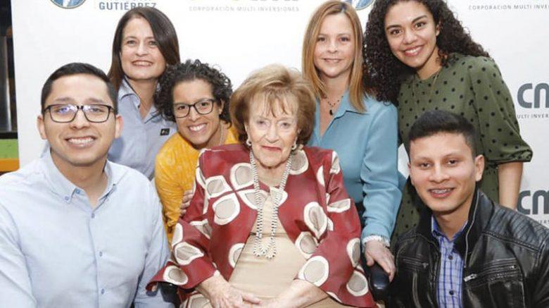 Presidenta de Fundación Juan Bautista