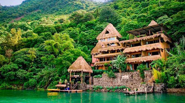 El hotel más románticos está en Guatemala