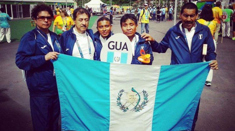 Total, de medallas ganadas en Guatemala