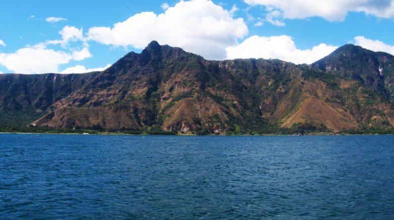 Mirador Nariz del Indio en el Lago Atitlán