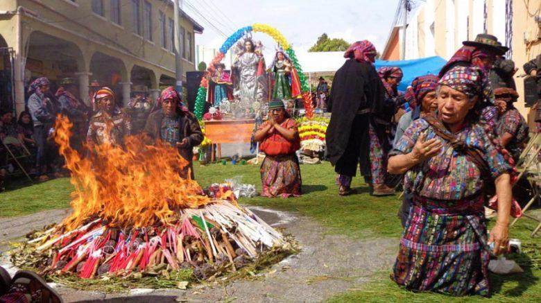 población y cultura de Guatemala
