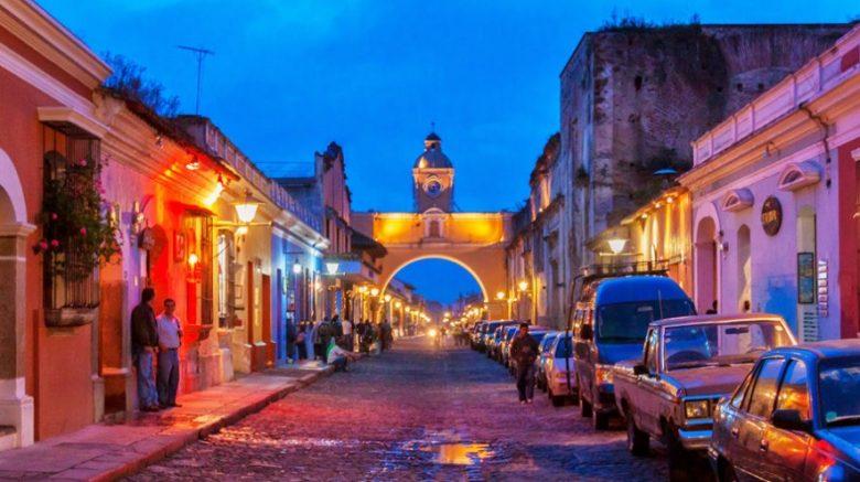Explorar Antigua Guatemala