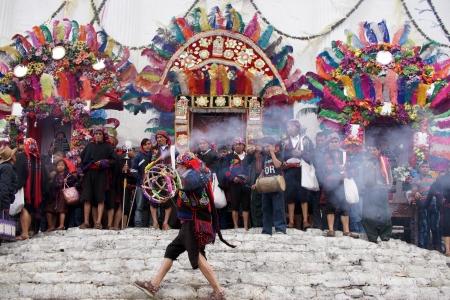 festival de Santo Tomas Guatemala