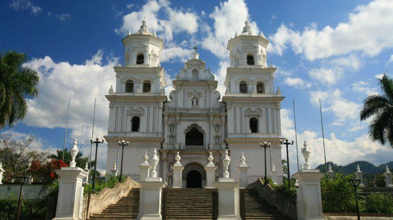 basílica Esquipulas Guatemala