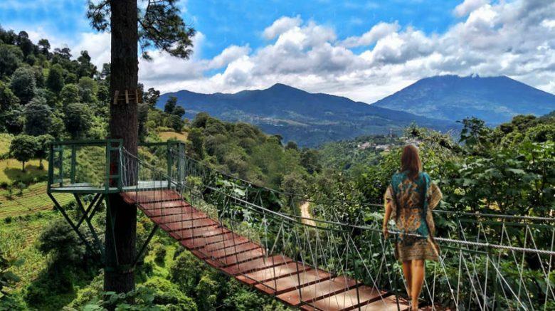 De visita a Guatemala con toda la familia