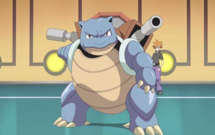 blastoise llega a pokemon united