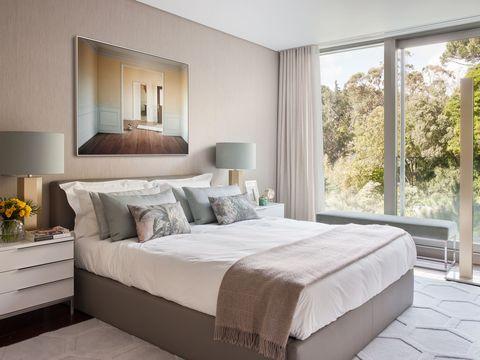 dormitorio color beage