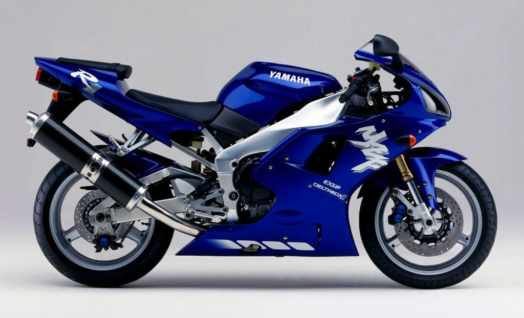 moto yamaha yzf 500