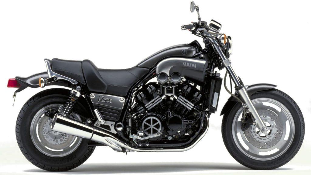 motocicleta Yamaha V Max 1200