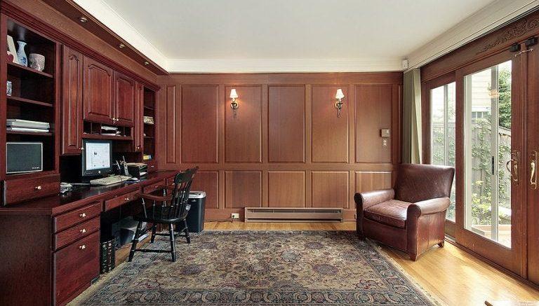 muebles de madera de buena calidad